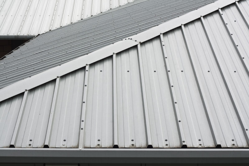 metal roofing oaklands